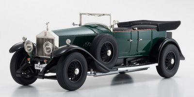 KYOSHO ORIGINAL 1/18scale Rolls-Royce Phantom I Green  [No.KS08931G]
