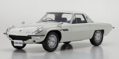 SAMURAI 1/12scale Mazda Cosmo Sport White  [No.KSR12004W]