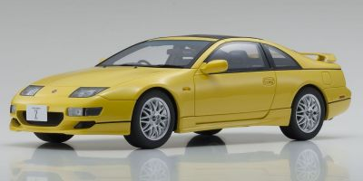 SAMURAI 1/18scale Nissan Fairlady Z Z 32 (Yellow)  [No.KSR18028Y]