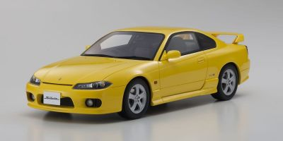 OttO mobile 1/18scale Nissan Silvia Spec-R (S15) Hong Kong Exclusive Model Limited Edition  [No.OTM005RT]