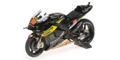 MINICHAMPS 1/18scale YAMAHA YZR-M1 MONSTER YAMAHA TECH3 - BRADLEY SMITH - MOTOGP 2016  [No.182163038]