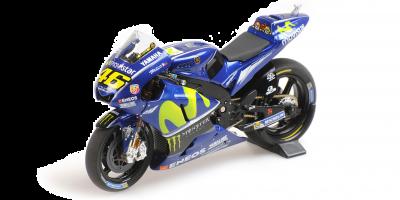 "MINICHAMPS 1/18scale Yamaha YZR-M1 ""MOVISTAR YAMAHA"" V. Rossi Assen GP MotoGP 2017 Winner  [No.182173146]"