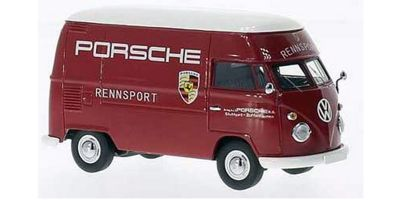 "Premium ClassiXXs 1/43scale VW T1 Hochraumkastenwagen ""Porsche""  [No.PCS18487]"
