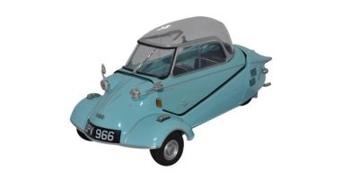 OXFORD 1/18scale Messerschmitt KR200 bubble top Light Blue  [No.OX18MBC004]