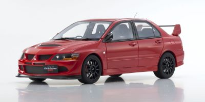 OttO mobile 1/18scale Mitsubishi Lancer Evolution VIII MR FQ-400 (Red) OttO Mobile Kyosho Exclusive model  [No.OTM672]