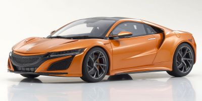 SAMURAI 1/18scale Honda NSX (orange)  [No.KSR18023P]