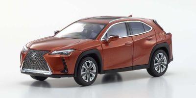 KYOSHO ORIGINAL 1/43scale Lexus UX200 (Brazing Carnelian Contrast Layering)  [No.KS03695BC]