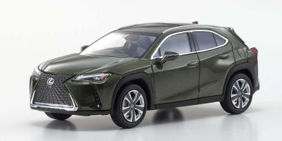 KYOSHO ORIGINAL 1/43scale Lexus UX200 (Terrain khaki mica metallic)  [No.KS03695TK]