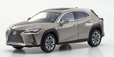 KYOSHO ORIGINAL 1/43scale Lexus UX200 (Sonictitanium)  [No.KS03695T]
