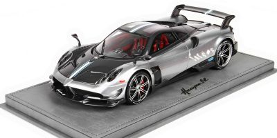 BBR 1/18scale Pagani Huayra BC Geneva Motor Show 2016 with case [No.P18128]