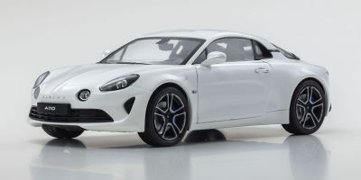 SOLIDO 1/18scale ALPINE A110 Premiere Edition (white)  [No.S1801602]