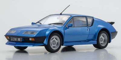 SOLIDO 1/18scale Alpine A310 GT (Blue)  [No.S1801203]