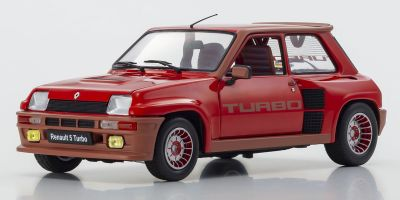 SOLIDO 1/18scale Renault R5 Turbo (Red)  [No.S1801302]