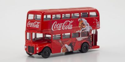 CORGI 1/64scale Coca-Cola® Christmas London Bus   [No.CGGS82331]