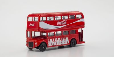 CORGI 1/64scale Coca-Cola® London Bus   [No.CGGS82332]