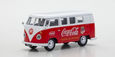 CORGI 1/43scale Coca-Cola® Early 1960's VW Camper   [No.CGCC02732]
