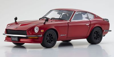 KYOSHO ORIGINAL 1/18scale NISSAN Fairlady Z-L (S30)(Red metallic)  [No.KS08220RM]