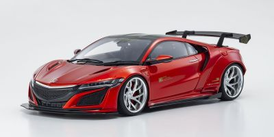 GT SPIRIT 1/18scale LB☆WORKS NSX (Candy Red)  [No.GTS245]