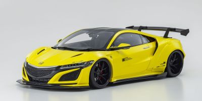 GT SPIRIT 1/18scale HONDA NSX Customized car by LB☆WORKS (Yellow)  [No.GTS034KJ]