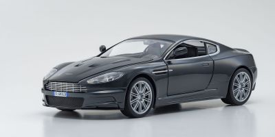 "AMERICAN MUSCLE 1/18scale Aston Martin DBS 007 Bond Car ""Reward for Comfort"" (Silver)  [No.AWSS123]"