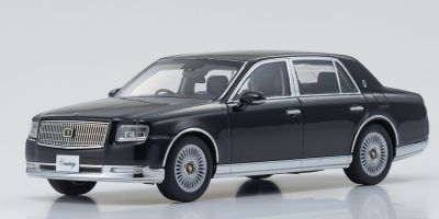 KYOSHO ORIGINAL 1/43scale Toyota Century (Kamui / Eternal Black)  [No.KS03694BK]