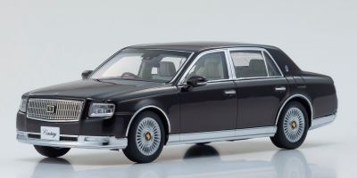 KYOSHO ORIGINAL 1/43scale Toyota Century (Asuka / Blackish Red Mica)  [No.KS03694R]