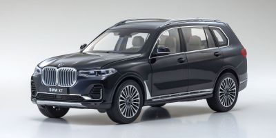 KYOSHO ORIGINAL 1/18scale BMW X7(CARBON BLACK)  [No.KS08951CBK]