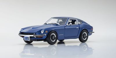 MAISTO 1/18scale Datsun 240Z 1970 (Metallic Blue)  [No.MS31170MB]