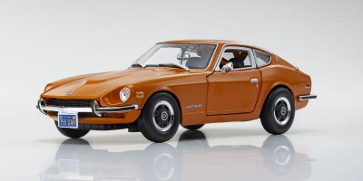 MAISTO 1/18scale Datsun 240Z 1970 (Orange)  [No.MS31170OR]