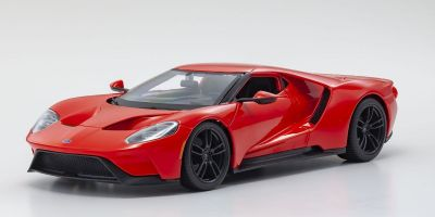 MAISTO 1/18scale Ford GT Red  [No.MS31384R]