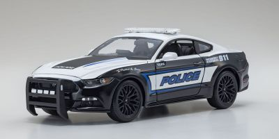 MAISTO 1/18scale Ford Mustang GT 2015 Police  [No.MS31397PL]