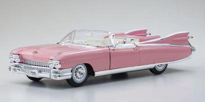 MAISTO 1/18scale 1959 Cadillac Eldorado Biarritz Pink  [No.MS36813P]