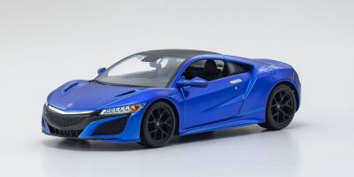 MAISTO 1/24scale Acura NSX MT Blue  [No.MS31234MB]