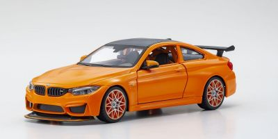 MAISTO 1/24scale BMW M4 GTS Orange  [No.MS31246OR]