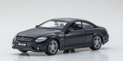 MAISTO 1/24scale Mercedes Benz CL63 AMG MT Black  [No.MS31297MBK]