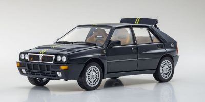 KYOSHO ORIGINAL 1/18scale Lancia Delta HF Integrale Evo.II Club Hi-Fi (Dark Blue)  [No.KS08343H]