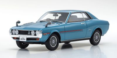 OttO mobile 1/18scale Toyota Celica 1600GT (Blue) World Limited 300 OttO Mobile Kyosho Exclusive  [No.OTM870]