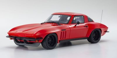 GT SPIRIT 1/18scale Chevrolet Corvette C2 Optima Ultima (Red)  [No.GTS266]