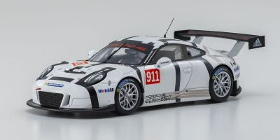 MINICHAMPS 1/43scale Porsche 911 GT3 R Presentation 2015  [No.437166691]