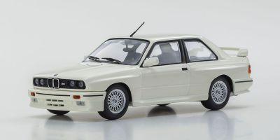 MINICHAMPS 1/43scale BMW M30 (E30) 1987 White  [No.940020301]