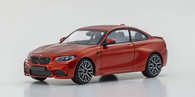 MINICHAMPS 1/43scale BMW M2 Competition 2019 Orange Metallic  [No.410026204]