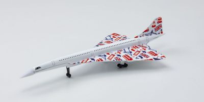 CORGI Nonscale Best of British Concorde  [No.CGGS84007]