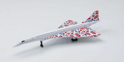 CORGI Nonscale Best of British Concorde  [No.CGGS84007]