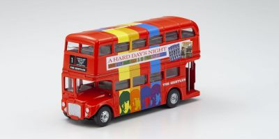 CORGI 1/64scale The Beatles London Bus'A Hard Day's Night '  [No.CGCC82334]