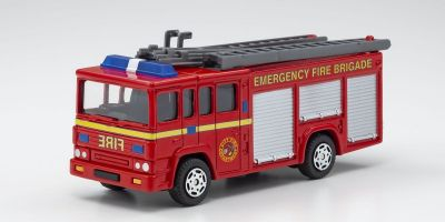CORGI 1/50scale Best of British fire truck  [No.CGGS87104]