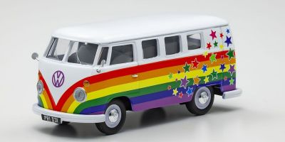 CORGI 1/43scale VW Camper Van Peace Love & Wishes  [No.CGCC02731]