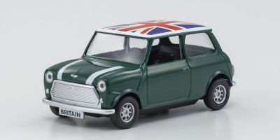 CORGI 1/36scale Best of British Classic Mini (Green)  [No.CGGS82112]