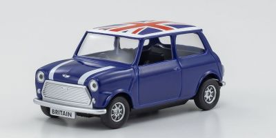 CORGI 1/36scale Best of British Classic Mini (Blue)  [No.CGGS82113]