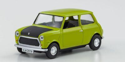 """CORGI 1/36scale Mr Bean's mini """"Mr. Bean 30th anniversary model""""  [No.CGCC82115]"""