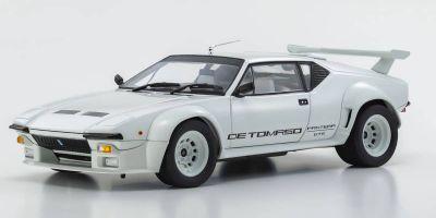 KYOSHO ORIGINAL 1/18scale De Tomaso Pantera GT5 (White)  [No.KS08854W]